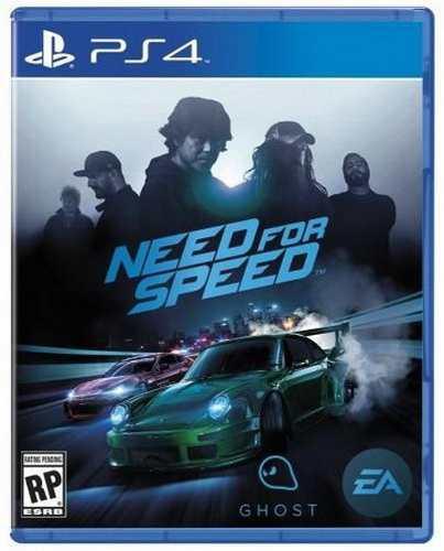 Need For Speed Ps4 Playstation 4 Nuevo Y Sellado Juego