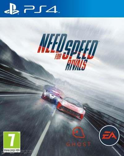 Need For Speed Rivals Ps4 Play Station Juego Sellado