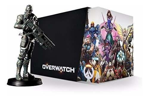 Overwatch Edicion De Coleccion Playstation 4 Ps4 Juego