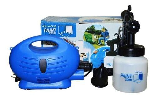 Paint Zoom Maquina Para Pintar Casas Airless 2x1 Easy Paint!