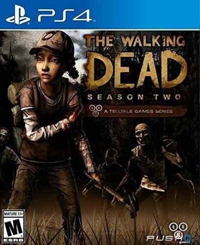 Ps4 Juego The Walking Dead Season 2 - Temporada 2