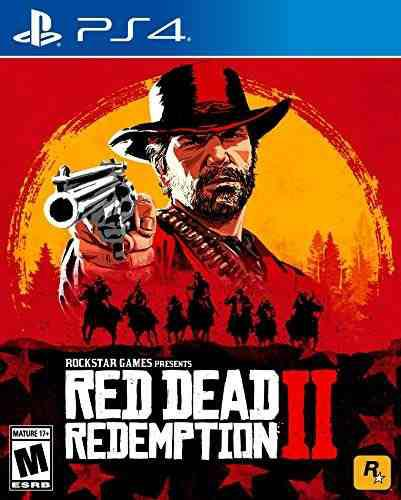 Red Dead Redemption 2 Video Juego Playstation 4