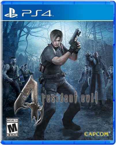 Resident Evil 4 Ps4 Playstation 4 Nuevo Y Sellado Juego