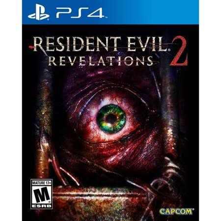 Resident Evil Revelations 2,video Juego Para Ps4