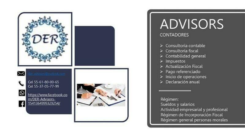 Servicios contables - administrativos y notariales