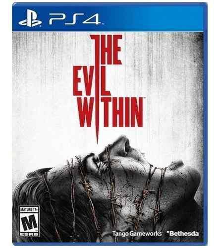 The Evil Within Ps4 Playstation 4 Nuevo Y Sellado Juego