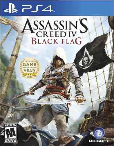 Tm Juego Assassin's Creed Iv Black Flag Playstation 4