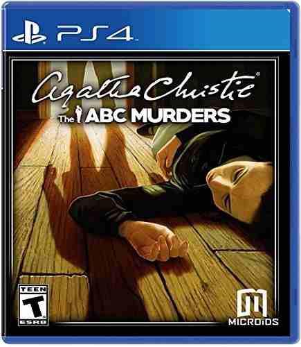 Vídeo Juego Agatha Christie - The Abc Murders -