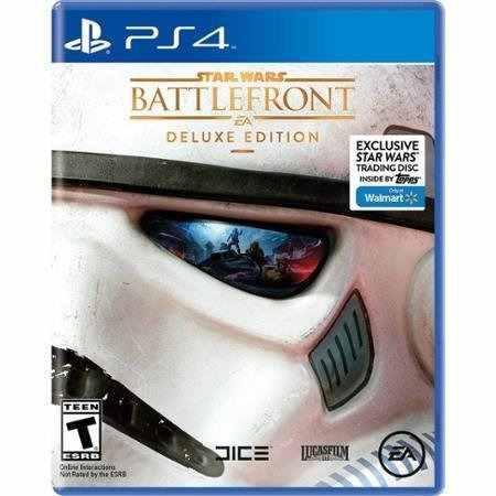 Vídeo Juego Star Wars Battlefront Edición De Lujo Con La