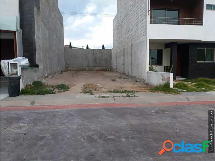 Venta de terreno excelente para construir su casa