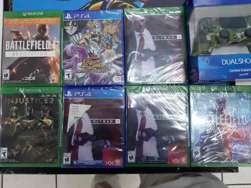 Video Juegos Para Ps4 Y Xbox One
