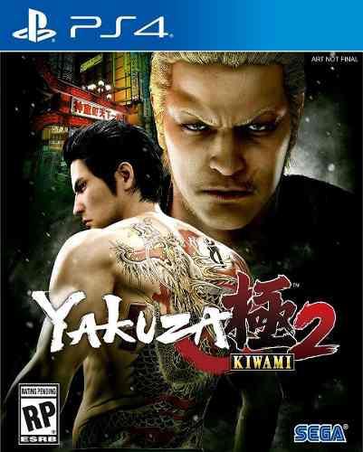 Yakuza Kiwami 2 Playstation 4 Ps4 Juego Preventa En Karzov