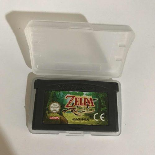 Zelda Minish Cap R Pr0+ Envío Gratis