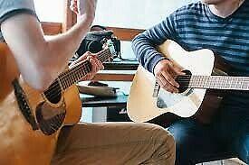 clases de guitarra electrica o acustica alumnos