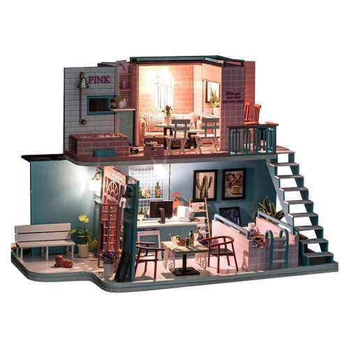 1:24 Kits De Muebles De Casa De Muñecas En Miniatura De Br