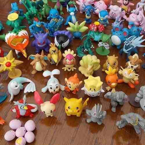 24 Figuras De Pokemon