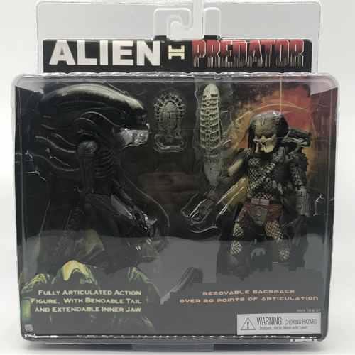 Alien Vs Depredador. Figura De Acción. 21 Cms. Neca.
