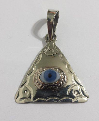 Amuleto El Ojo Que Todo Lo Ve Ojo De La Providencia