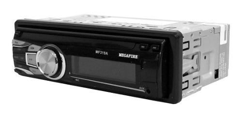 Auto Estereo Usb Sd Bluetooth Desmontable Radio Am Fm /e