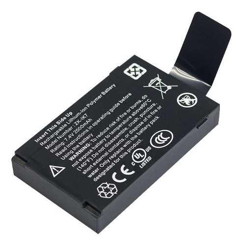 Bateria De Respaldo Para Biometricos Zk Ik7