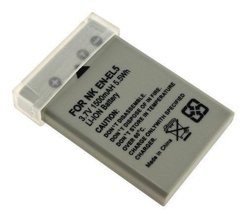 Bateria En-el5 Generica Para Nikon Coolpix P100 P500 7900