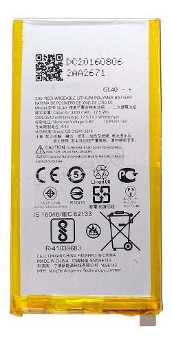 Bateria Motorola Gl40 Moto Z Play Xt1635 Xt1635 02 Garantia