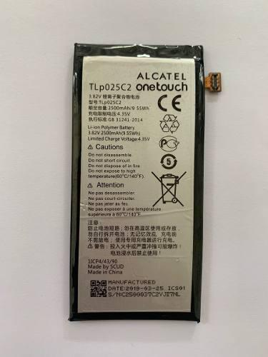 Bateria Pila Alcatel Tlp025c2 Pop 4 Plus 5056 Ot5056 5056a