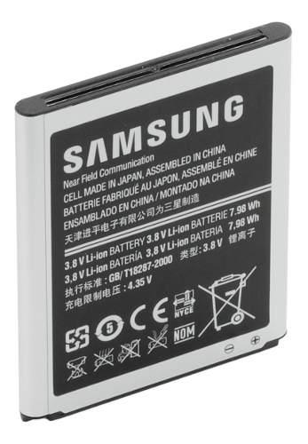 Bateria Samsung Galaxy S3mini I8190 Nueva Garantia 1500 Mah