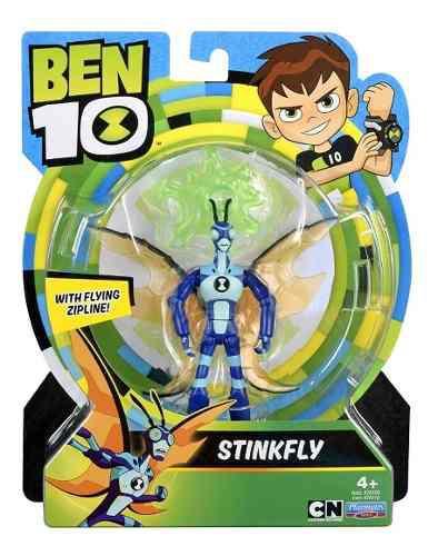 Ben 10 Figura De Acción Básica Stinkfly Insectoi 2018