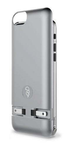 Cargador Funda Bateria Externa 2300 Mah iPhone 6 6s