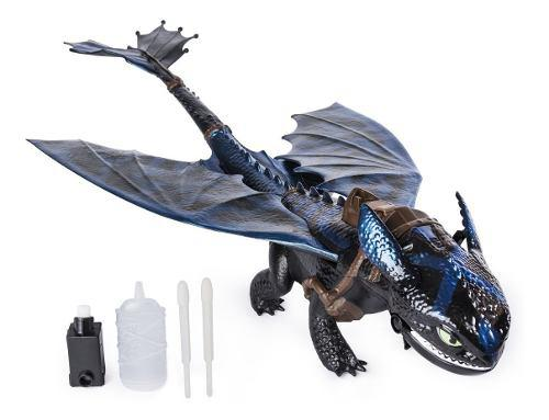 Chimuelo Aliento De Fuego Figura De Acción Dragones 3