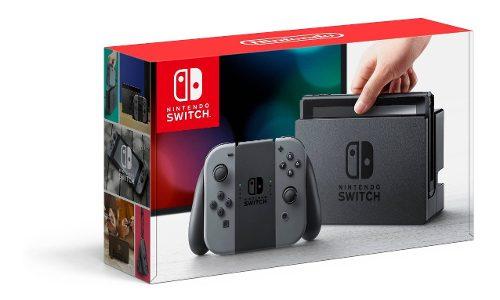 Consola Nintendo Switch Neon Gris Joy-con Original Nuevo Con