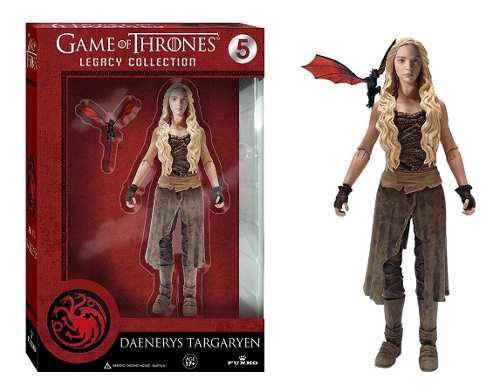 Daenerys Targaryen Dragon Funko Legacy Game Of Thrones Msi !