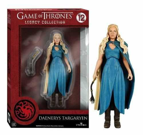 Daenerys Targaryen Misha Funko Legacy Game Of Thrones