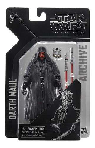 Darth Maul Star Wars The Black Series - Original -