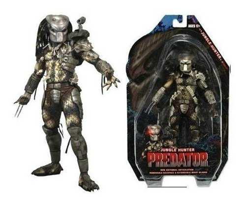 Depredador Predator 20 Cms. Jungle Hunter. Serie 8, Clasico