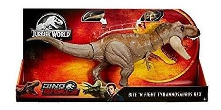 Dino Rivals Bite Fight Tyrannosaurus Rex Jurassic World