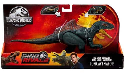 Dinosaurio Jurassic World Concavenator Dino Rivals Nuevo