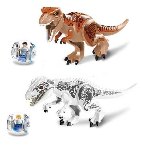 Dinosaurios Jurassic World Park Indominus Rex Giroesfera