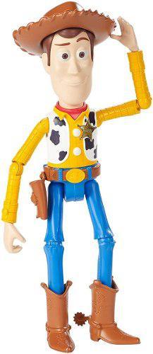 Disney Pixar Toy Story 4 Figura Woody 24 Cm Mattel
