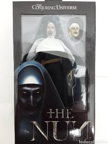 El Conjuro Figura De La Monja Muñeca De Terror The Nun Neca