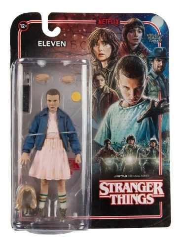 Eleven 11 Stranger Things Netflix Mcfarlane Toys Oferta