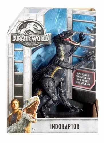 Envio Gratis Jurassic World Indoraptor Dinosaurio 2018