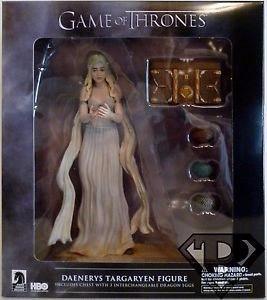 Figura Daenerys Targaryen Game Of Thrones Dark Horse Deluxe