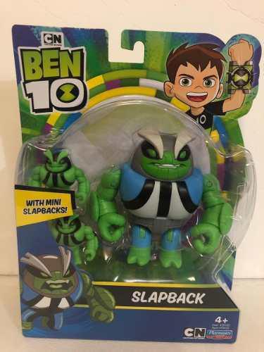Figura De Ben 10 Slapback Envío De Inmediato Es Nueva