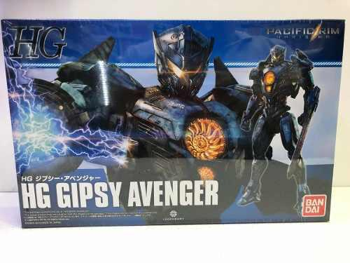 Figura De Hg Gipsy Avenger Bandai Pacific Rim