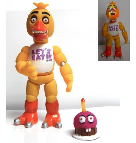 Five Nights At Freddys Figura Chica Bird Animatronic Luz Led