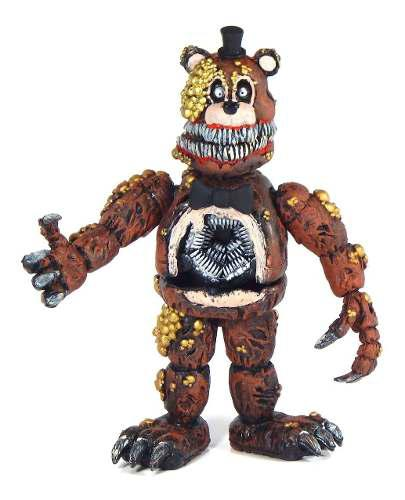 Five Nights At Freddys Figura Nightmare Freddy Twisted One D