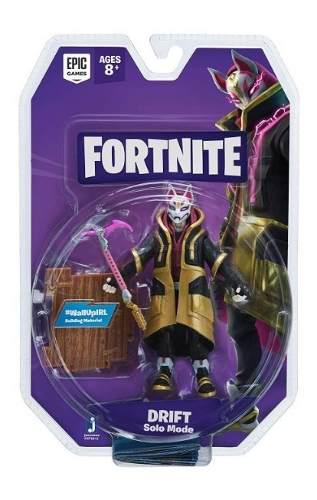 Fortnite Figura Solo Mode Core Drift Articulado 11 Cm