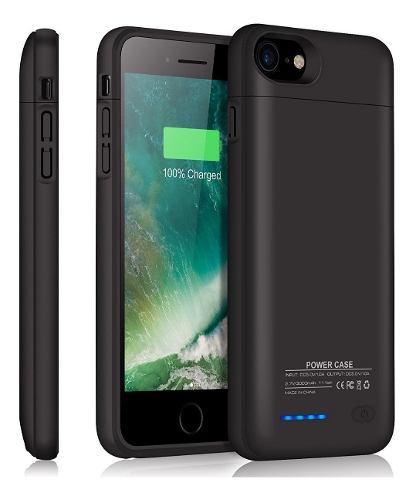 Funda Cargador Powerbank Bateria Externa iPhone 6s 7 8 Case